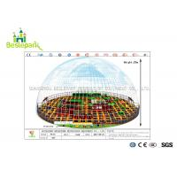 Cheap EVA Cover Indoor Soft Playground Colorful Theme With Electric Basketball Games wholesale