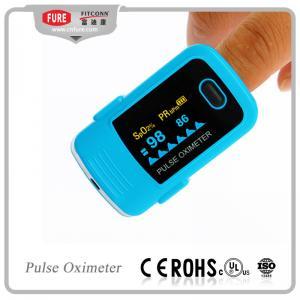 Cheap Pressure Oxygen Finger Pulse Oximeter Oxymeter LED Blood SPO2 PR Monitor/blood oxygen monitor wholesale