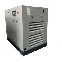 Buy cheap White Bowes Airend 22KW 30HP Rotary Screw Air Compressor ZAKF from wholesalers