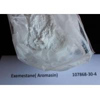 Buy cheap Effective Anti Estrogen Steroids Powder Exemestane / Aromasin 25mg for Breat Cancer CAS NO 107868-30-4 from wholesalers