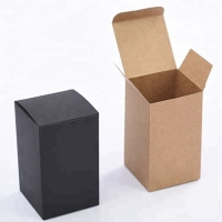 Cheap Wholesale Cosmetic Plain Craft Gift Paper Box wholesale