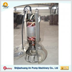 Cheap cantilever submersible sewage construction pump machinery wholesale