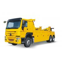 Cheap HOWO Wrecker Truck 6x4/8x4 Heavy Duty Recovery Tow Truck M+ 8615271357675 wholesale