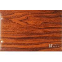 Quality Optional Color PVC Lamination Film Wood Grain Thickness 0.12-0.60mm ECO Friendly for sale