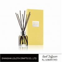 Cheap Promotional Home Reed Diffuser Colorful Folding Box Packing For Residential Ornaments wholesale