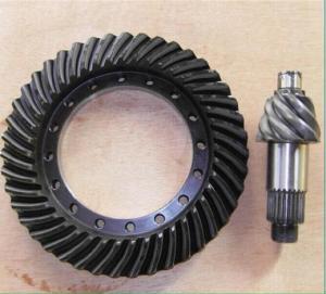 Cheap Spiral bevel gear / Truck bevel gear wholesale