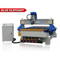 Cheap 3 Axis CNC Router Wood Engraving Machine Italy Leadshine 860H Driver wholesale
