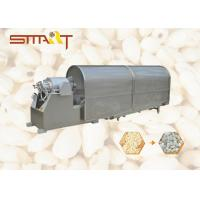 China Automatic Puffed Rice Machine , Stainless Steel 304 Rice Pop Machine on sale