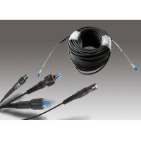 Buy cheap FTTA RRU RRH Fiber Optic Cable Assemblies 4.8mm or 7.0mm CPRI Cable for Huawei from wholesalers