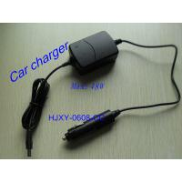 Buy cheap car charger (Model: HJXY-0608-CC) from wholesalers