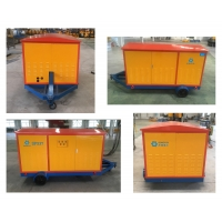 Cheap 37kw Iso Portable Hydraulic 240l/Min Power Pack Station wholesale