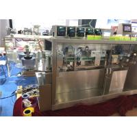 Quality Oral Collagen Pharmaceutical Liquid Filling Machines , Ampoule Filling Sealing for sale