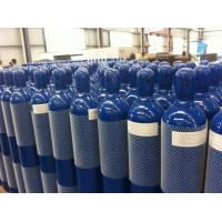 Cheap High Pressure 10L / 15L / 20L Compressed Gas Cylinder For High Purity Gas wholesale