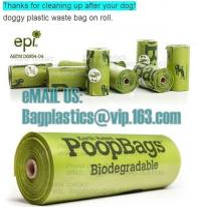 Cheap Eco Friendly Dog Bag / Pet Dog Waste Bags Poop Pooper Scoopers wholesale