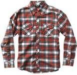 Cheap Pure cotton kids apparel plaid boys shirt with environment friendly reactive printing wholesale