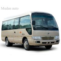 Cummins engine EQB125-20 RHD 10~ 23 seats Coaster Minibus type