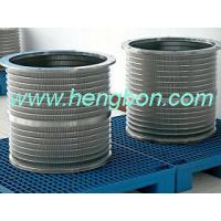 Cheap Pressure Screen Basket or Drum,Slot or Hole Basket for Pressure Screen wholesale