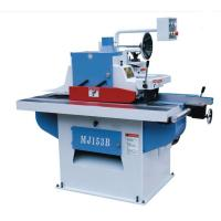 Cheap mj153 high speed automatic single blade rip saw for plywood in china wholesale