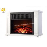 Cheap Energy Saving TV Stand Mini Electric Fireplace For Bedroom / Sitting Room wholesale