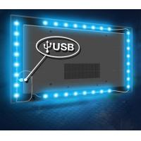 Cheap SMD 5050 5V USB Led Strip Lighting Low Voltage For TV 600mA wholesale