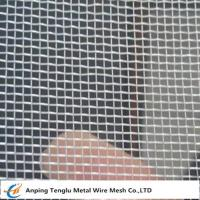 Cheap Aluminium Window Screen|Square Opening Magnalium Wire Mesh Screen 18mesh wholesale