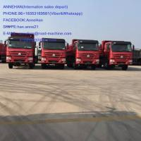 China 30T Middle Lift Drving Heavy Duty Dump Truck Tipper Truck Equipped Radial Tyre on sale