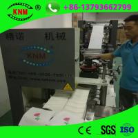 Buy cheap Double colors printing napkin paper machine (ink spraying type) from Kingnow from wholesalers