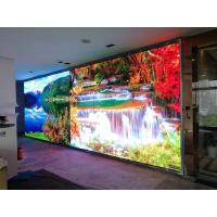 Cheap 4mm Pixel Pitch Led Stage Backdrop Screen Module Indoor 3840HZ Refresh Rate wholesale