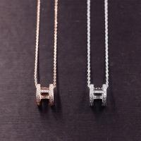 Buy cheap 925 Sterling Silver Designer Jewellery Collection Pendant Chain Necklace Hermes from wholesalers