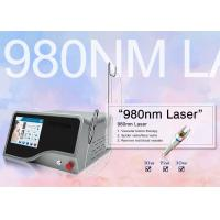 Buy cheap Portable Spider Vein Removal Machine / Vascular Removal 980nm Medical Diode from wholesalers