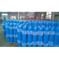 Cheap Customized Seamless Steel Compressed Gas Cylinder 8L - 22.3L ISO9809-3 wholesale