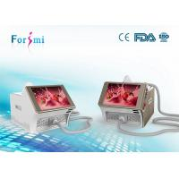 champagne and white 808nm diode laser FMD-1 diode laser hair removal machine