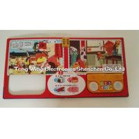 ABS + CCNB 6 Button and  2 LED Module For Intellectual Baby Play A Sound Book