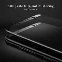 Cheap OEM 2.5D Anti Glare Glass Screen Protector For Samsung Galaxy S8 Easy Installation wholesale