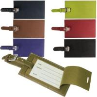 Cheap Leather Luggage Tag wholesale