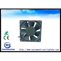 China Electronic Equipment Cooling Fans AC Industrial Exhaust Fan 3.6 Inch AC Motor on sale