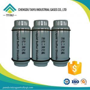 Cheap Food Grade 99.98% Liquid Sulfur Dioxide SO2 Price for Wine & Fruit wholesale