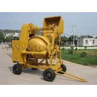 Cheap 300l Mini Concrete Mxier With Hopper (TDCM200-7D) wholesale