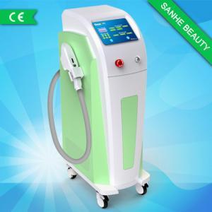 Cheap 1064nm 532nm length wave IPL /SHR /E-light/ nd yag laser hair removal machine wholesale