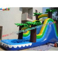 Cheap Childrens Outdoor Inflatable Water Slides for parties (amusement game, amusement park) wholesale