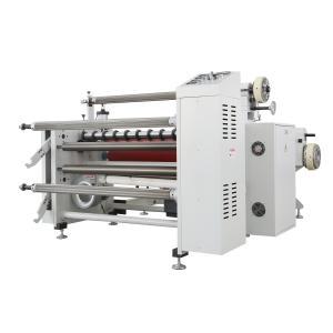 Cheap ultrasonic slitting machine slitting line machine adhesive tape/ protective film /kraft paper slitting machine wholesale