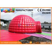 Cheap 7m Outdoor Giant Inflatable Party Tent Dome For Advertising / Event wholesale