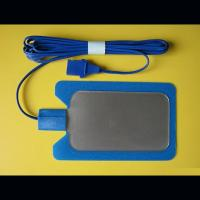 Cheap monopolar vertical grounding pad for cable,Pass CE 13485 FAD certification wholesale