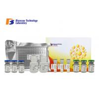 Buy cheap 96 Wells Size ELISA Test Kit CRP PTX1 Porcine Highly Sensitive With Oem Service from wholesalers