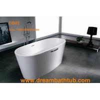 Cheap Stone resin bathtub wholesale
