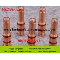 Buy cheap Plasma Cutter Electrode 120810 Plasma Cutting Machine Parts ROHS / SGS from wholesalers