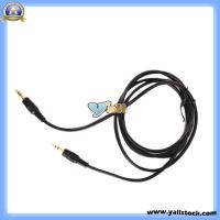 Cheap Stereo Cable 3.5mm Aux Auxiliary Cord Cable for iPod MP3 Car -CL118 wholesale