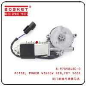 Cheap Isuzu 4HF1 NPR66 NKR Front Door Power Window Regulator Motor L 8-97898480-0 8978984800 wholesale