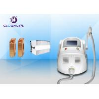 Cheap 2 In 1 808nm Diode Laser Hair Removal Machine Multifunctional 2200W Output Power wholesale