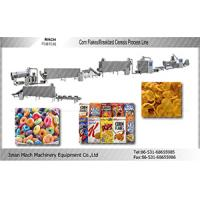 Cheap Complete cornflakes breakfast cereals processing line wholesale